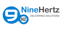 A great web designer: Nine Hertz, Sunnyvale, NY logo