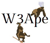 A great web designer: W3Ape, Zug, Switzerland