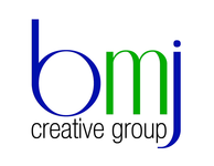 A great web designer: BMJ Creative Group, Philadelphia, PA logo