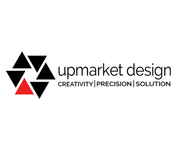A great web designer: Upmarket Design, London, United Kingdom logo