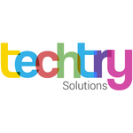 A great web designer: TechTry Solutions Private Limited, Mumbai, India logo