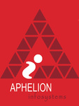 A great web designer: Aphelion Infosystems, Gurgaon, India logo