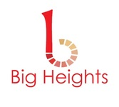 A great web designer: Big Heights, New Delhi, India logo