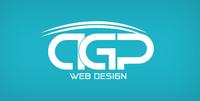 A great web designer: AGP Web Design, Netanya, Israel logo