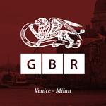 A great web designer: GBR Design, Venice, Italy logo