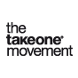 A great web designer: THE TAKEONE MOVEMENT, Malaga, Spain logo