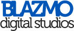A great web designer: Blazmo Digital Studios, Cleveland, OH logo