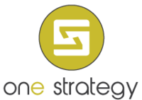 A great web designer: ONE Strategy, Los Angeles, CA logo