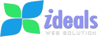 A great web designer: Ideal Web Solutions, Ahmedabad, India logo