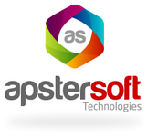 A great web designer: Apstersoft Technologies, Kochi, India logo