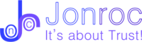 A great web designer: Jonroc LLC, Richmond, VA logo