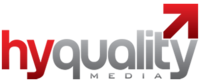 A great web designer: HyQuality Media, New York, NY logo