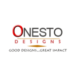 A great web designer: Onesto Web Development, Reisterstown, MD logo