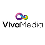 A great web designer: Viva Media, Toronto, Canada logo