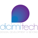 A great web designer: Dicimi Tech Digital Design Agency, Chicago, IL logo