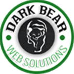 A great web designer: Dark Bear Web Solutions LLC, San Martin, CA logo