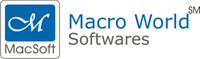 A great web designer: Macro world softwares, Ahmedabad, India