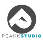 A great web designer: Peakk Studio, Orlando, FL logo