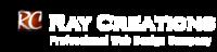 A great web designer: Ray Creations, New Delhi, India logo
