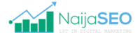 A great web designer: NaijaSEO, Lagos, Nigeria logo