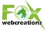 A great web designer: Fox Web Creations, Kansas City, MO logo