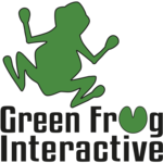A great web designer: Green Frog Interactive, Rotherham, United Kingdom logo