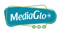 A great web designer: MediaGlo, Dallas, TX logo