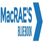 A great web designer: MacRAE's Marketing, Mississauga, Canada logo
