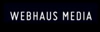 A great web designer: Webhaus Media, Toronto, Canada logo