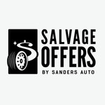 A great web designer: Salvage Offers, Albin, WY logo