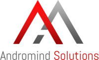 A great web designer: Andromind Solutions, Kolkata, India logo