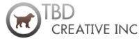 A great web designer: TBD Creative Inc., Birmingham, AL logo