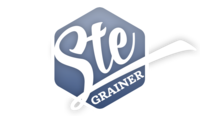 A great web designer: Ste Grainer, Richmond, VA logo