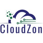 A great web designer: Cloudzon Infoconnect, Redwood Shores, CA logo