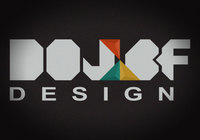 A great web designer: DOJ.BF | Graphic & Web Design, Bursa, Turkey logo