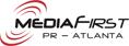 A great web designer: MediaFirst PR - Atlanta, Atlanta, GA logo