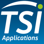 A great web designer: TSI Applications, Phoenix, AZ logo