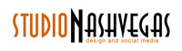 A great web designer: studionashvegas, Nashville, TN logo