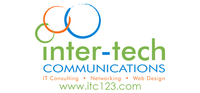 A great web designer: Inter-Tech Communications Inc, Greensboro, NC logo