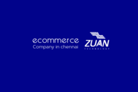 A great web designer: eCommerce Company Chennai - Zuan Technology, India, UT logo