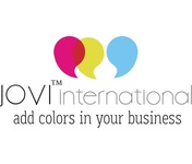 A great web designer: JOVI International, Jaipur City, India logo