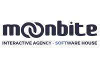 A great web designer: Moonbite Agency, Poland, ME logo