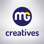 A great web designer: mgcreatives, Jakarta, Indonesia logo