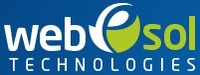 A great web designer: Webesol Technologies, Madurai, India logo