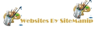 A great web designer: SiteManip.com, Jacksonville, FL logo