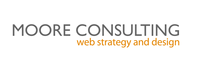 A great web designer: Moore Consulting, Santa Fe, NM logo