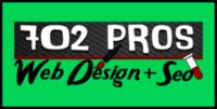 A great web designer: 702 Pros: Web Design, Las Vegas, NV logo