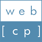 A great web designer: Webcp, Linz, Austria logo