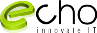 A great web designer: Echo Innovate IT, Washington D.c., DC logo