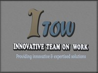 A great web designer: INNOVATIVE TEAM ON WORK, Hyderabad, India logo